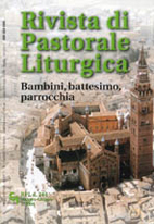 Rivista di Pastorale Liturgica 3/2004
