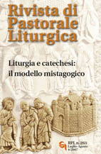 Rivista di Pastorale Liturgica 4/2007