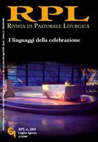Rivista di Pastorale Liturgica 4/2008
