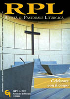 Rivista di Pastorale Liturgica 1/2009