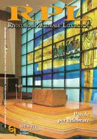 Rivista di Pastorale Liturgica 3/2009