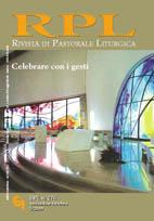 Rivista di Pastorale Liturgica 5/2009