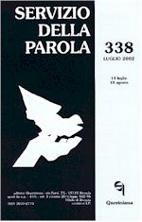Servizio della Parola 338/2002