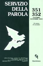 Servizio della Parola 351-352/2003