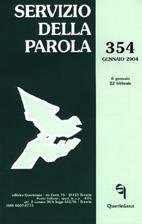Servizio della Parola 354/2004