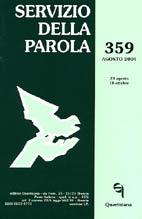 Servizio della Parola 359/2004