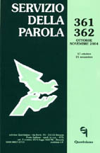 Servizio della Parola 361-362/2004