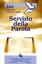 Servizio della Parola 366/2005