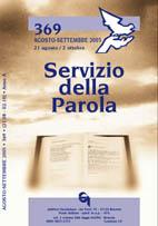 Servizio della Parola 369/2005