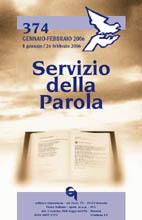 Servizio della Parola 374/2006