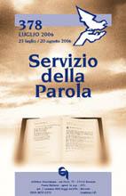 Servizio della Parola 378/2006