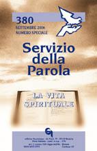 Servizio della Parola 380/2006