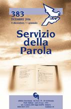 Servizio della Parola 383/2006