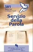 Servizio della Parola 385/2007