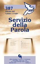 Servizio della Parola 387/2007