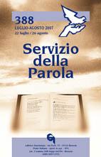 Servizio della Parola 388/2007