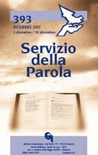 Servizio della Parola 393/2007