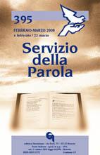 Servizio della Parola 395/2008