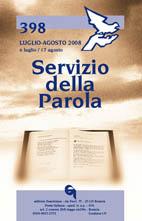 Servizio della Parola 398/2008