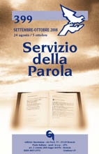 Servizio della Parola 399/2008