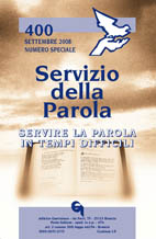 Servizio della Parola 400/2008