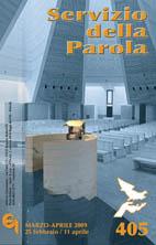 Servizio della Parola 405/2009